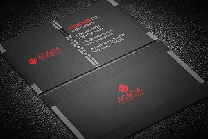 Elegant and Simple Business Card