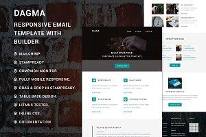 Dagma - Responsive email template