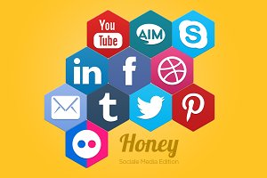 Honey - Sociale Media Edition
