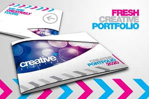 RW Design Agency Portfolio Brochure