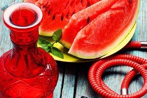 Hookah flavor watermelon