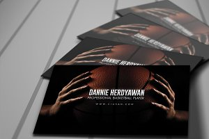 Basketball business card vol 02 business card templates basketball business card vol 02 business card templates creative market colourmoves