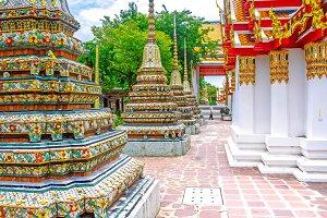 Wat Pho, Bangkok,Thailand