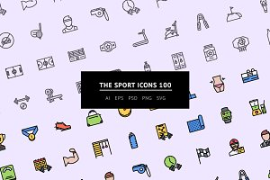 The Sport Icons 100