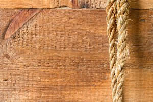 Board and rope L