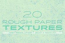 Rough Paper Textures