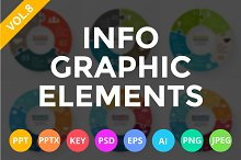Infographic Elements Vol.8