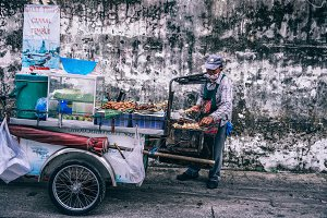 Roadside Cook