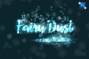 Fairy Dust PHOTOSHOP sparkle brushes