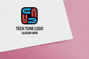 Tech Tune Logo