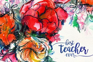 For the best teacher ever