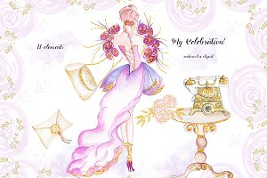 Celebration, fashion elements