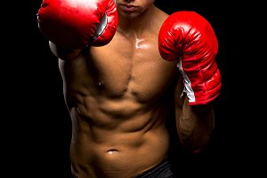 boxer young