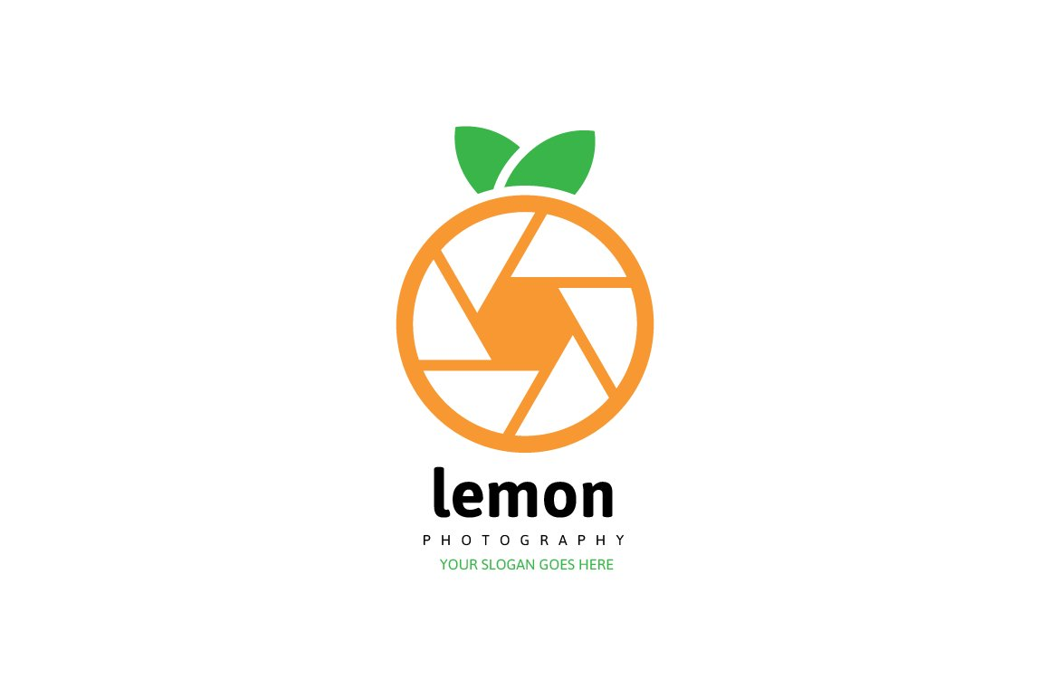 Lemon photography logo logo templates creative market buycottarizona