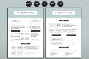 Resume/CV - Karen