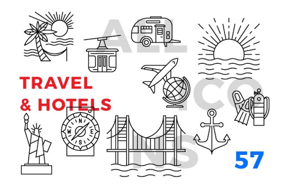 Travel & hotels