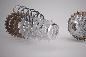 Road Bike Sprocket Set