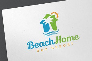 Beach Home Logo