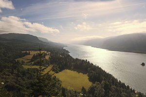 Cape Horn at Willamette Valley