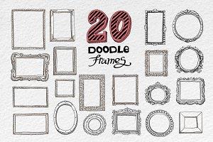 Doolde frames