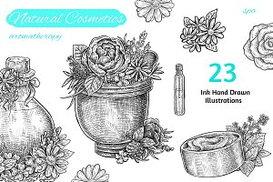 Natural Cosmetics & Aromatherapy