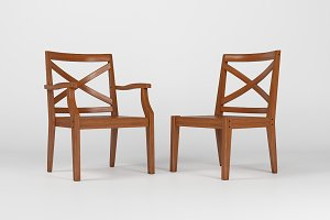 Teak Dining - Chairs