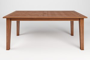 Teak Dining - Table
