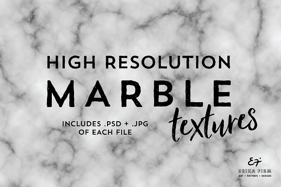 High Res Marble Texture Backgrounds