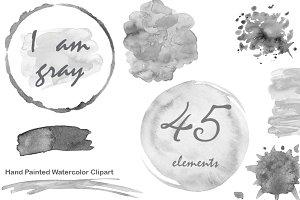 I am gray