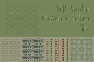 Soft Garden Collection Pattern Two