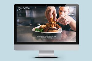 Mise En Place Restaurant WP Theme