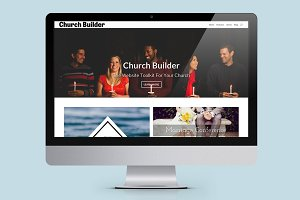 Church Builder - WordPress Theme