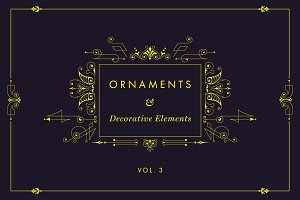 Decorative Ornaments 3