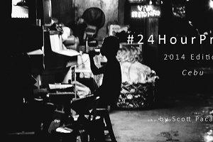 #24HourProject | Cebu - Photobook