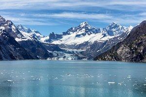 Alaskan Glacier Bay