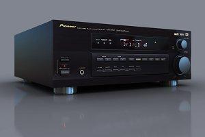 Resiver Pioneer VSX-D510