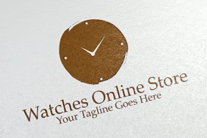 watches | Logo Template