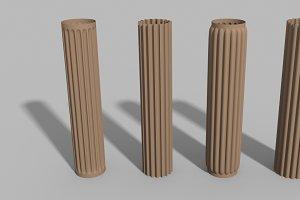 MCG Fluted Column