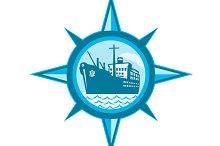 Passenger Cargo Ship Ocean Liner
