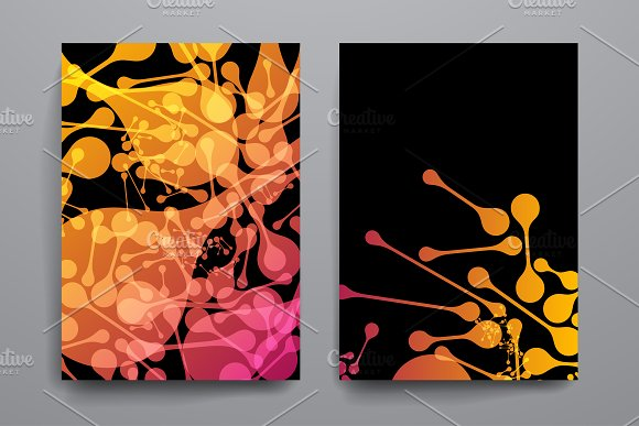 Abstract Templates and Backgrounds in Textures - product preview 1