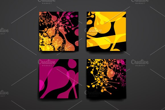 Abstract Templates and Backgrounds in Textures - product preview 3