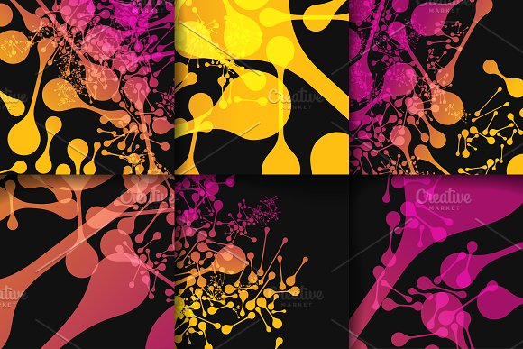 Abstract Templates and Backgrounds in Textures - product preview 5