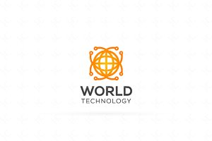 World Technology Logo