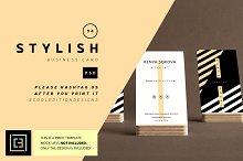 Stylish - Business Card 94