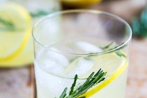 Lemonade with Rosemary