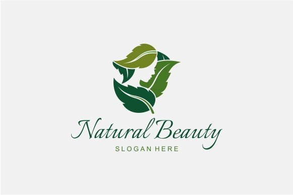 Herbal Beauty Logo Templates Creative Market