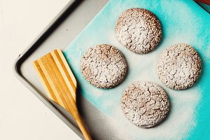 Healthy Fresh Baked Cookies