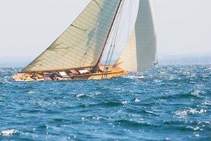 Sailboats - German Classic Regatta