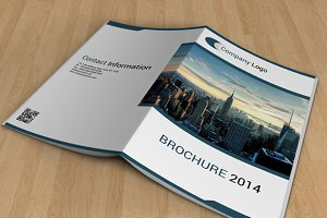 Bifold Business Brochure - V21