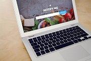 Simplistic WordPress Theme